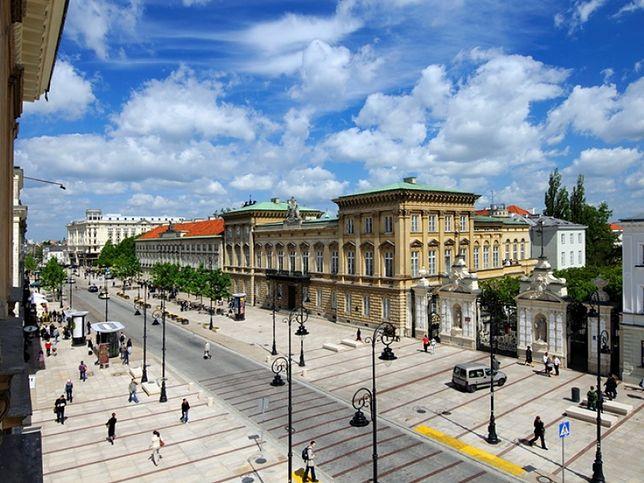 Warszawa. Nowy Świat i Krakowskie Przedmieście zamienią się w deptak dla pieszych