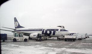 Lotnisko Chopina. Samolot do Bukaresztu dwukrotnie zawracał. Powodem usterka