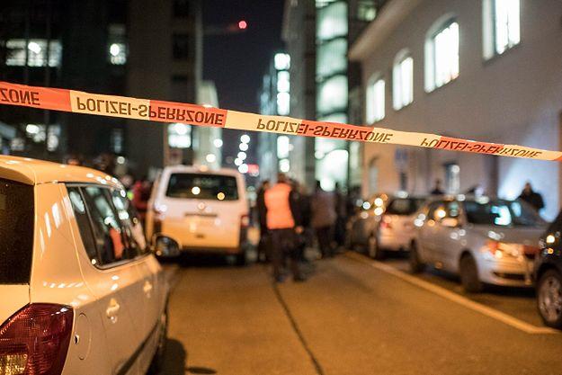 Strzelanina w Zurychu. Trwa akcja policji