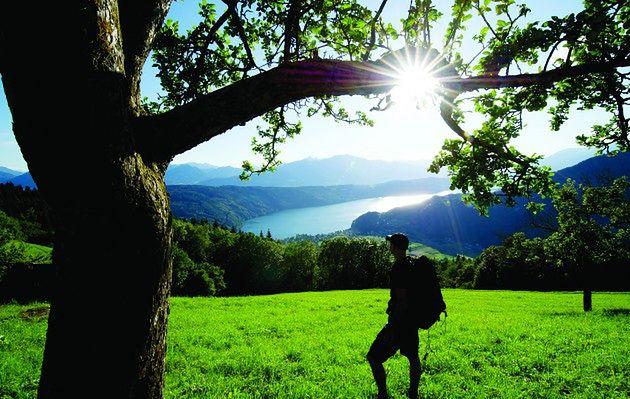 Szlak Alpe-Adria-Trail w Karyntii