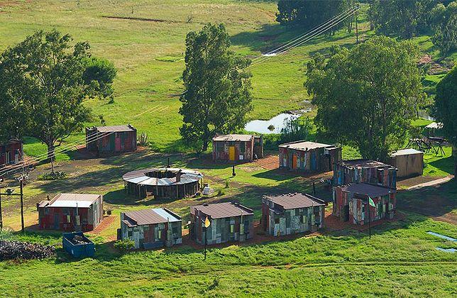 Bloemfontein, RPA - Shanty Hotel