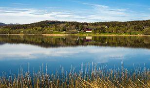 Region Trondelag w Norwegii