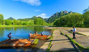 Wakacje w polskich górach - co warto zobaczyć w Pieninach?