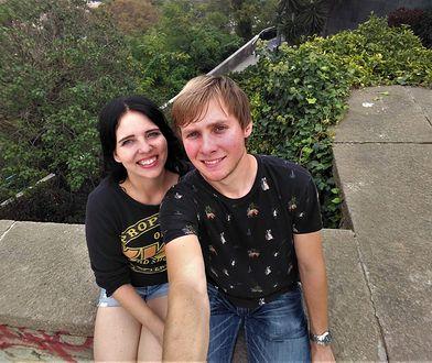 Olga i Krzysiek wykorzystują każdą wolną chwile na podróże