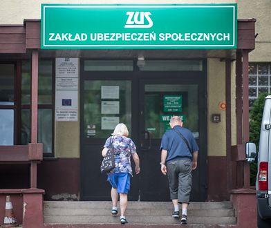 Budynek Zakładu Ubezpieczeń Społecznych