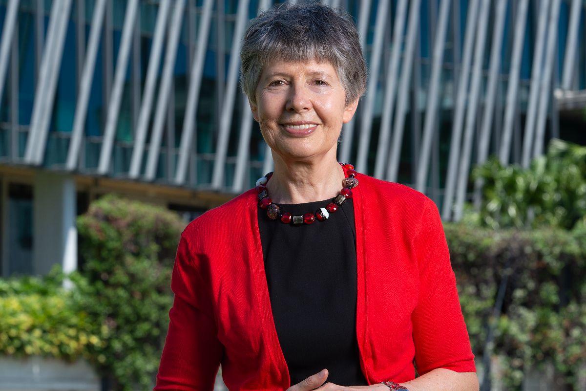 """Prof. Lidia Morawska trafiła na listę 100 najbardziej wpływowych osób magazynu """"Time"""""""