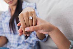 Nie tylko pierścionki z brylantem mogą wyglądać pięknie