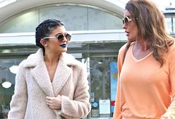Niebieskie usta Kylie Jenner w dobrej sprawie!