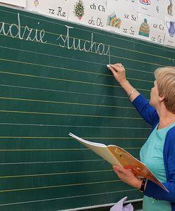 Fatalna sytuacja nauczycieli z małych miast. Obietnice Zalewskiej to dla nich mrzonki