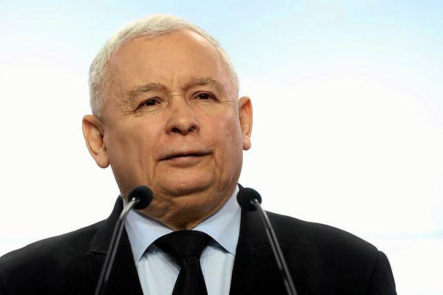 Specjalna nagroda dla Jarosława Kaczyńskiego. Nie ma nic wspólnego z polityką