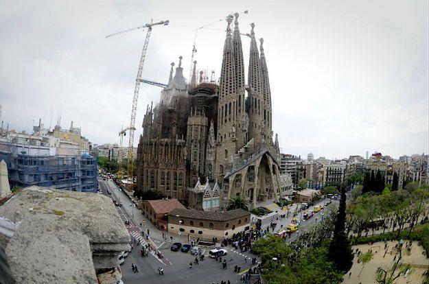 Budowa barcelońskiej Sagrada Familia dobiega końca. Jeszcze tylko... sześć wież