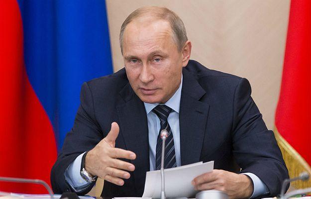 Problem z Państwem Islamskim. Putin: terroryści z Syrii planują destabilizację innych regionów