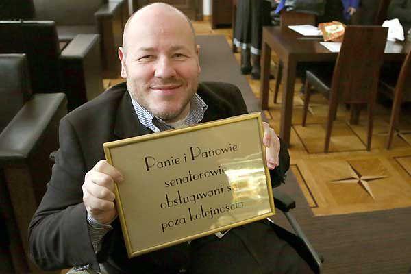 Jan Filip Libicki: to ja zabrałem darmowe leki emerytom