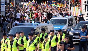 Parada Równości w Warszawie. Policja: Było spokojnie