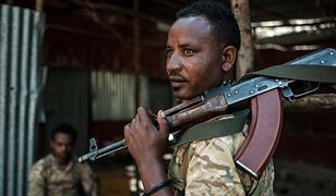 Etiopia: wojsko wkracza do zapalnego regionu. To efekt środowej masakry
