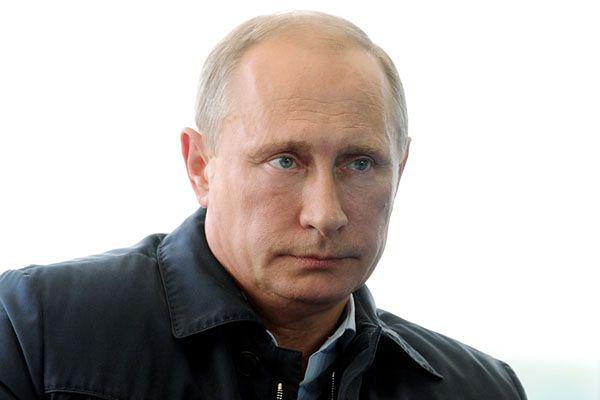 """Władimir Putin groził zajęciem Kijowa? """"To manipulacja"""""""