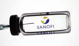 Szczepionka Sanofi przeciw COVID-19. Badania potwierdzają skuteczność preparatu