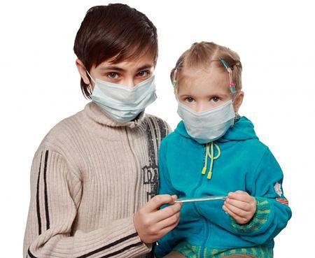 Gdy grypa zawita do szkoły