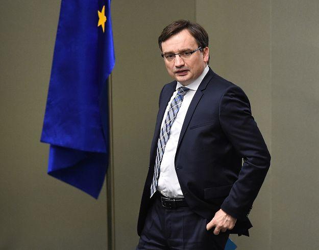 Zbigniew Ziobro odpowiada wiceszefowi KE ws. TK
