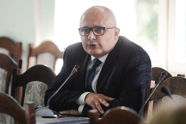 Justyn Piskorski został wybrany przez Sejm na sędziego TK