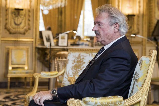 Minister spraw zagranicznych Luksemburga Jean Asselborn.