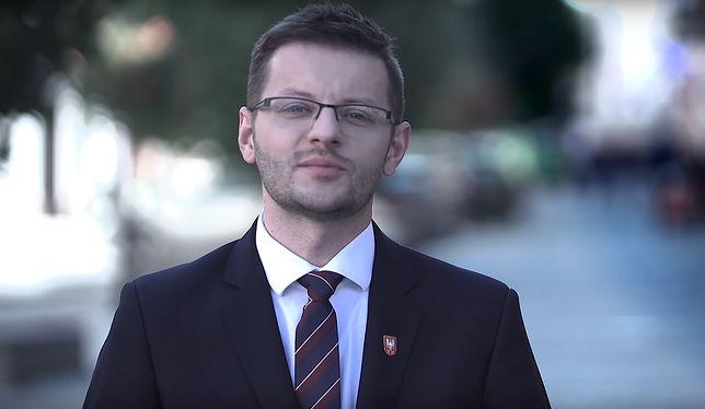 Bartosz Kaliński pokonał dotychczasowego burmistrza w II turze wyborów samorządowych