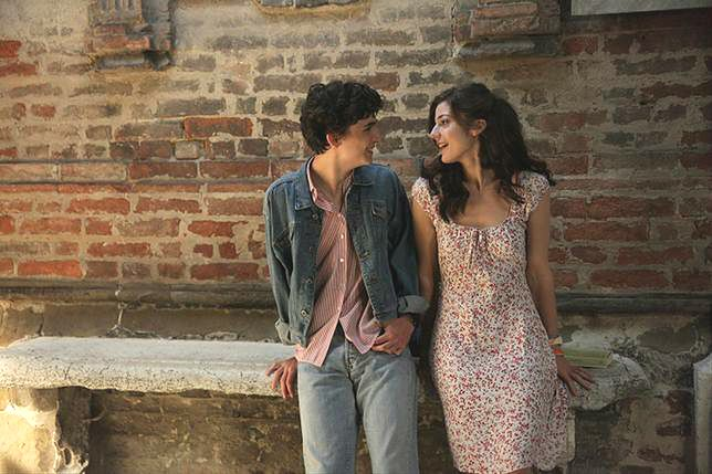 Tamte dni, tamte noce (Call me by your name)
