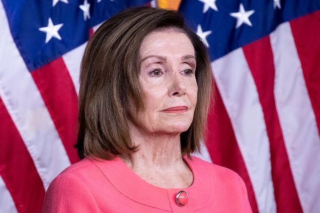 Nancy Pelosi odwiedzi Auschwitz