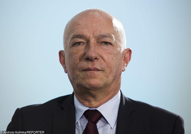 Były minister sprawiedliwości i prokurator generalny Zbigniew Ćwiąkalski