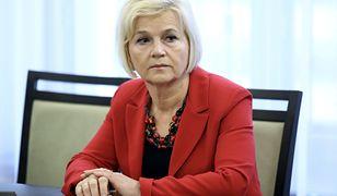 Lidia Staroń ma stanąć na czele nowej komisji w Senacie