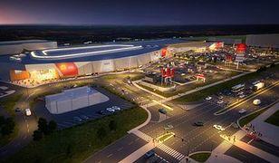 Tak będzie wyglądało największe centrum handlowe w Polsce
