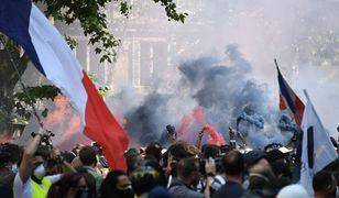 """Francja. Demonstracja """"żółtych kamizelek"""". Aresztowanych blisko 200 osób"""
