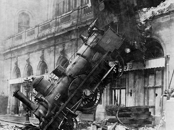 Największe katastrofy kolejowe