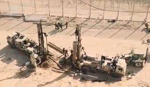 Odkrycie w Izraelu. Wojsko natrafiło na nowy podziemny tunel ze Strefy Gazy