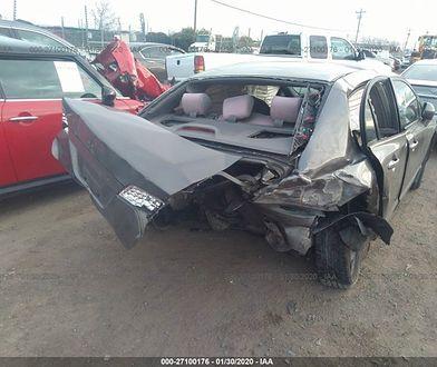 Elon Musk ma kłopoty. Tesla i przerażający wypadek przy 220 km/h
