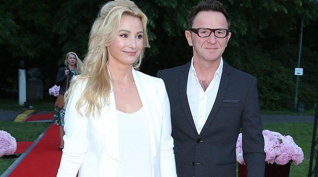 Joanna Brodzik i Paweł Wilczak zdecydowali się na terapię.