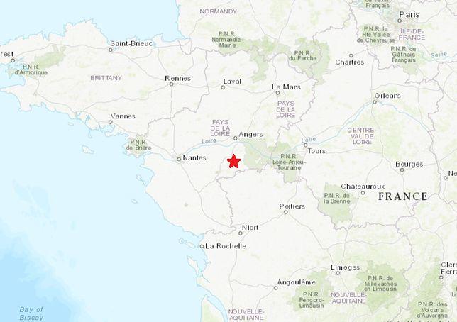 Kolejne trzęsienie ziemi w zachodniej Francji