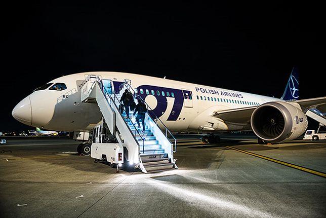 W poniedziałek na pokładach samolotów LOT do Miami, Nowego Jorku czy Los Angeles mogą już pojawić się pasażerowie bez wiz w paszportach