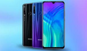 Honor 20 - oficjalna zapowiedź modele serii-N