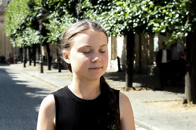 Greta Thunberg dopłynęła do USA. Rejs trwał 14 dni