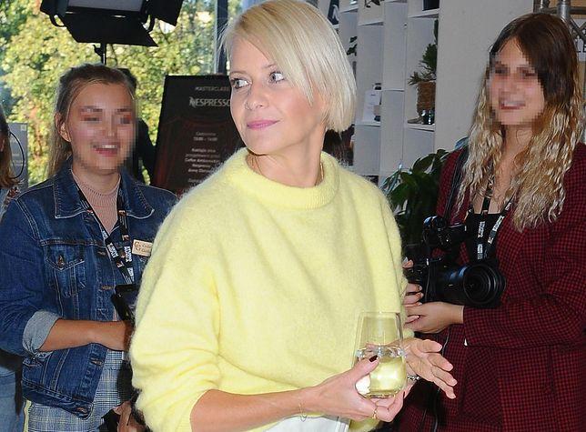 Małgorzata Kożuchowska martwi się o siostrę. Jest bezsilna