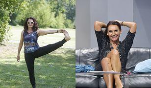 Małgorzata Pieczyńska: 56-latka ma świetną figurę! Od 9 lat trenuje jogę