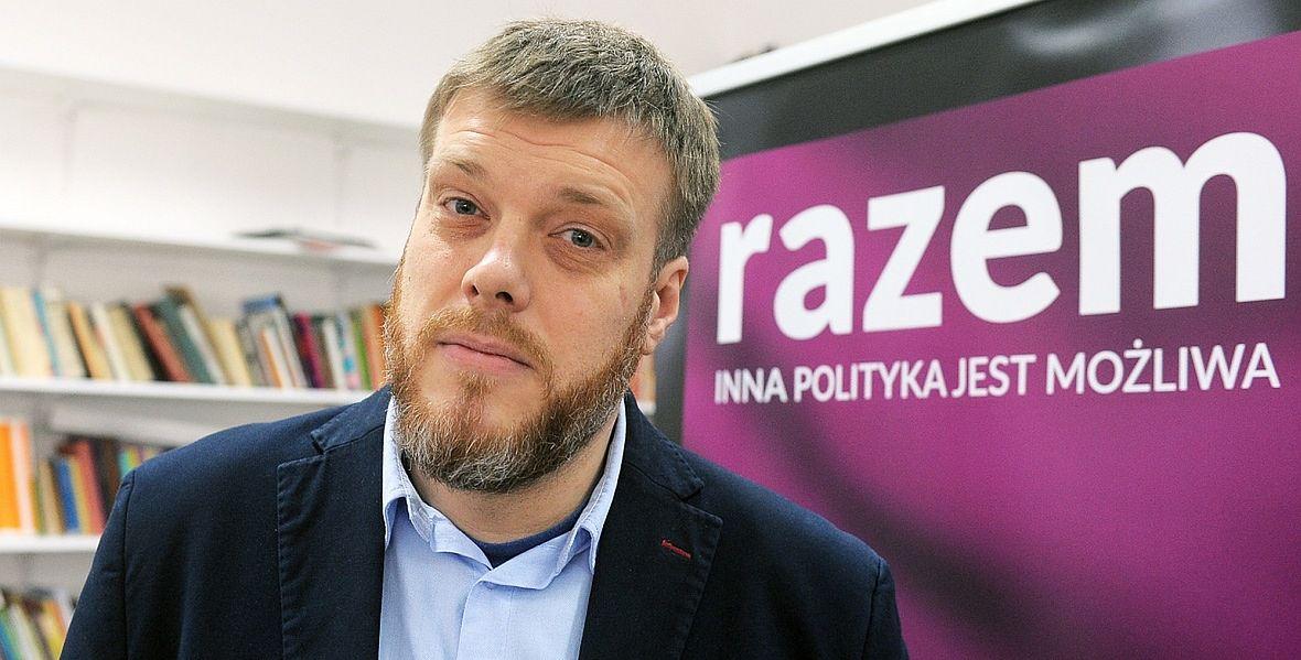 Marcin Makowski: Z Zandbergiem praktycznie w niczym się nie zgadzam, ale w sporze trawiącym opozycję to on ma rację. A nie Tomasz Lis