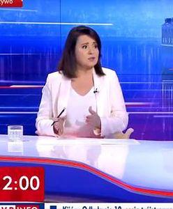 """Dziennikarze TVP: """"Lubnauer puściły nerwy"""". Lubnauer: """"Powiedziałam w 'Wiadomościach' kilka słów prawdy"""""""