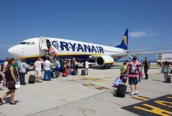 Zakaz wnoszenia alkoholu. Ryanair dba o komfort pasażerów
