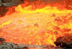 Wulkan Kilauea na Hawajach znów daje o sobie znać
