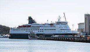 Zdjęcie ilustracyjne - statek wycieczkowy
