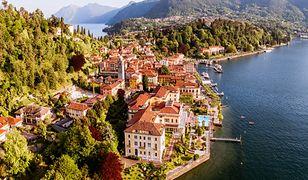 Jezioro Como oferuje wyjątkowo malownicze krajobrazy