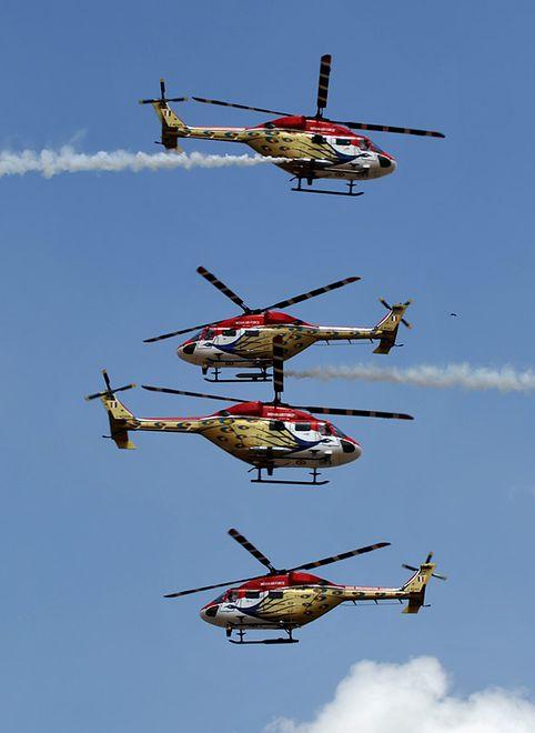 Rozpoczęły się targi Aero India-2013!