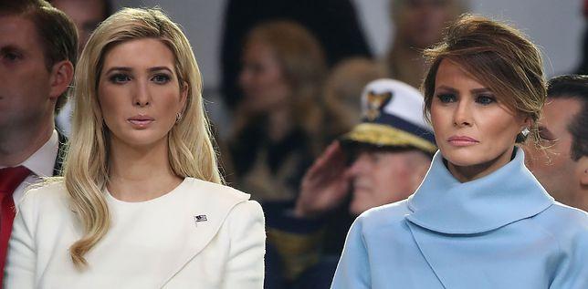 Malania Trump i Ivanka Trump